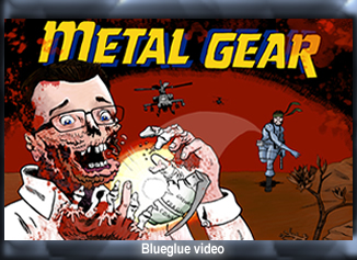 Review | Episode | Angry Video Game Nerd: Metal Gear