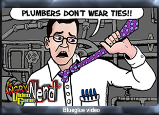 Review | Episode | Angry Video Game Nerd: Plumbers Don't Wear Ties