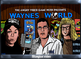 Review | Episode | Angry Video Game Nerd: Wayne's World