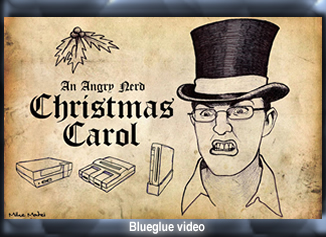 Review | Episode | Angry Video Game Nerd: A Christmas Carol Pt. 1