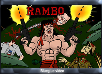 Review | Episode | Angry Video Game Nerd: Rambo